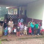 Descarga  de Ayuda Humanitaria  en Camerún